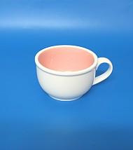 파스텔투톤 머그(핑크)