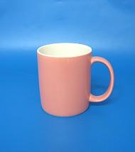 11온스 투톤컬러머그 (핑크)