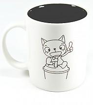 고양이 머그컵